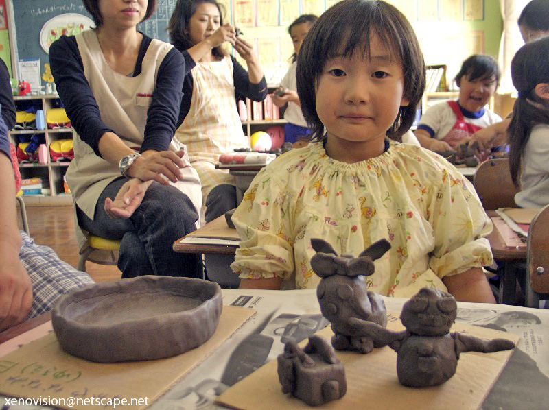 CLAY DAY - Kids Art Club