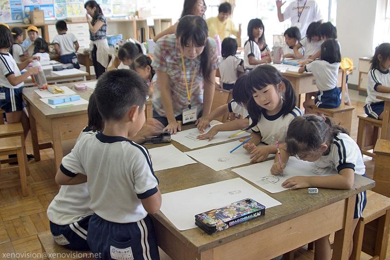 KURISU DESU - Kosei Elementary School