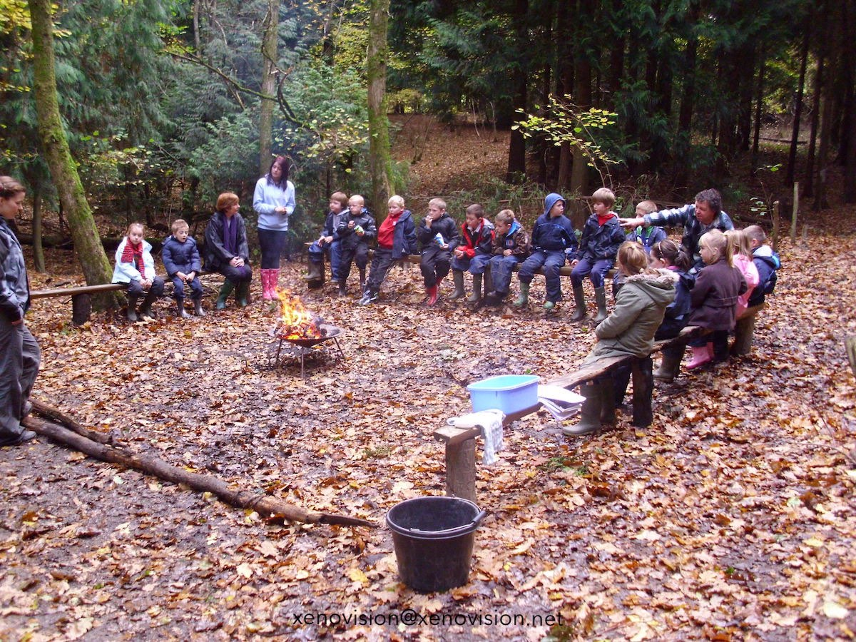 FOREST SCHOOL - Outdoor Education