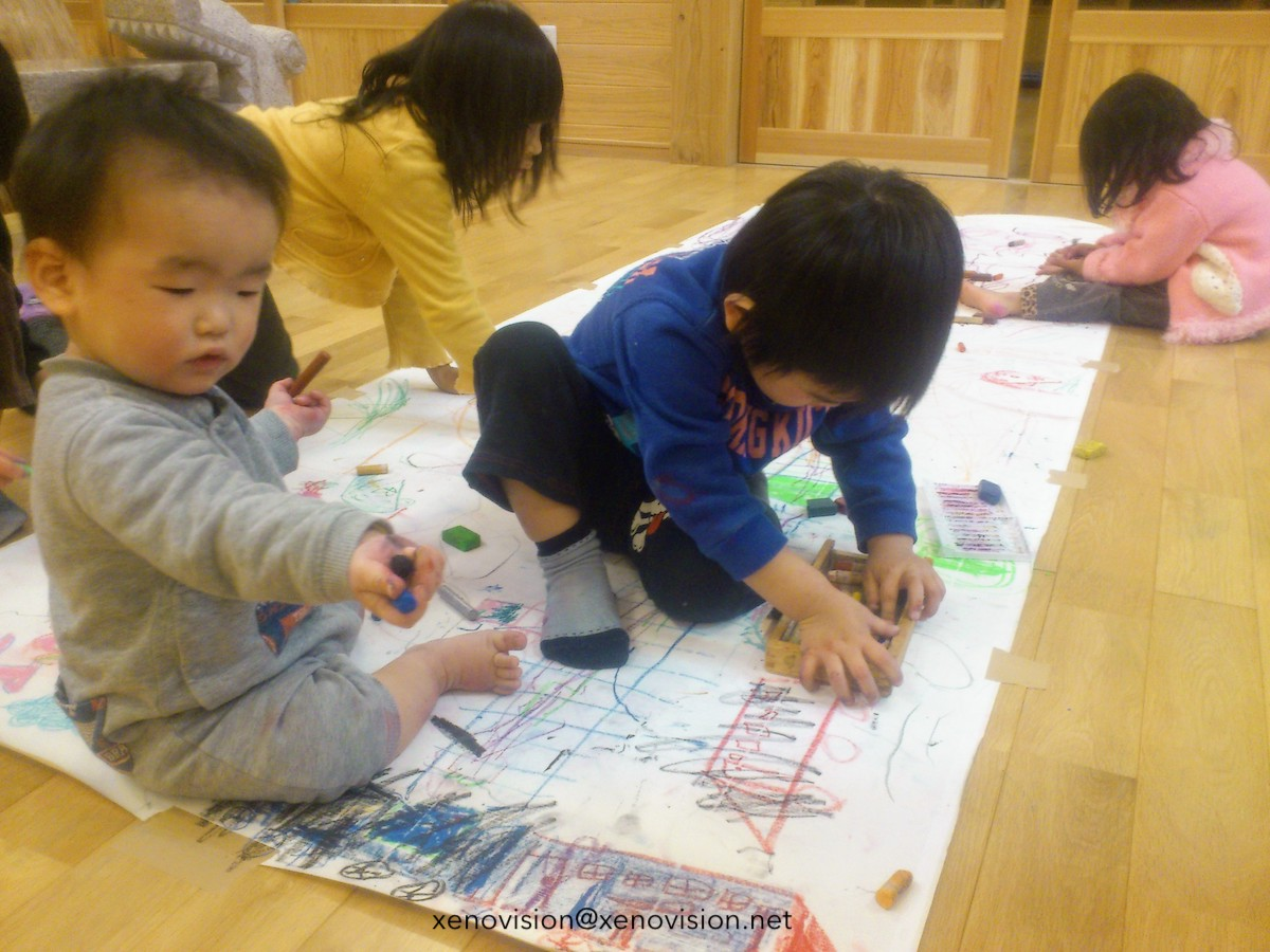 KODOMOEN - Children's Art Workshop
