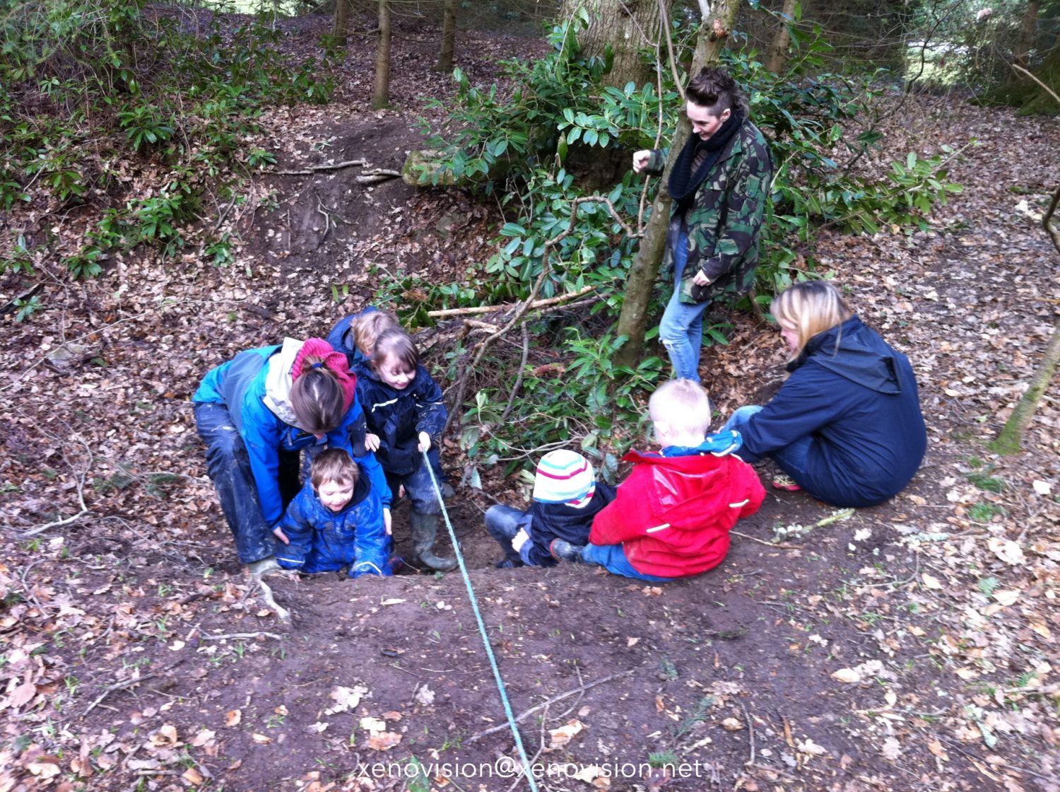 TREGYNON - Forest School