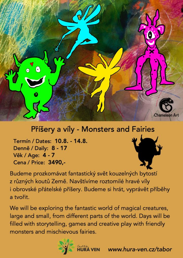 Monsters and Fairies